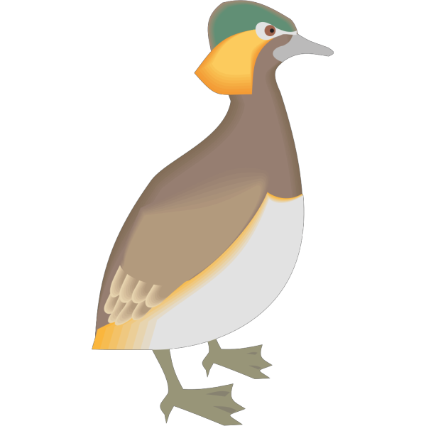 Digital Duck Art PNG images