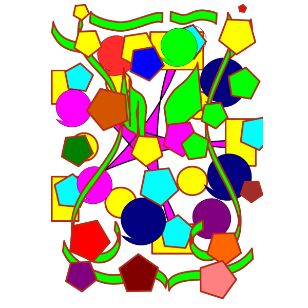 Composition Color PNG Clip art