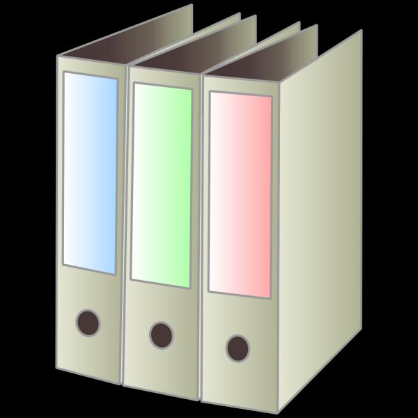 Binders PNG Clip art
