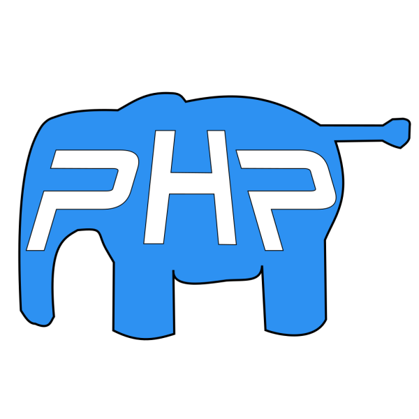 Php Elephant PNG Clip art