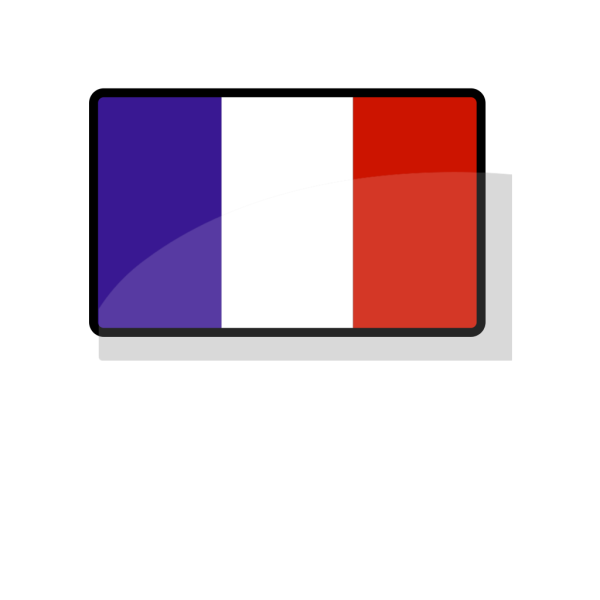 French Flag PNG images