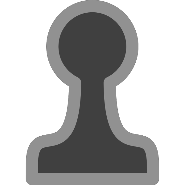 Chess Pawn Black PNG images