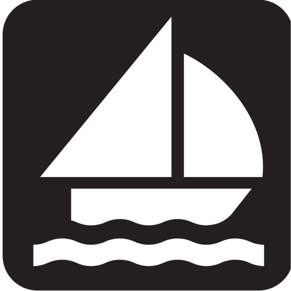 Boat Sailing 2 PNG images