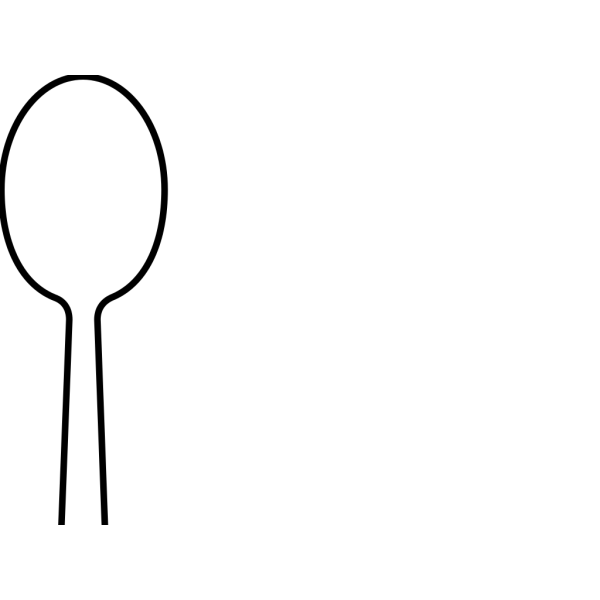 Fork And Spoon 2 PNG images