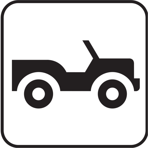 Jeep Truck Car PNG icon