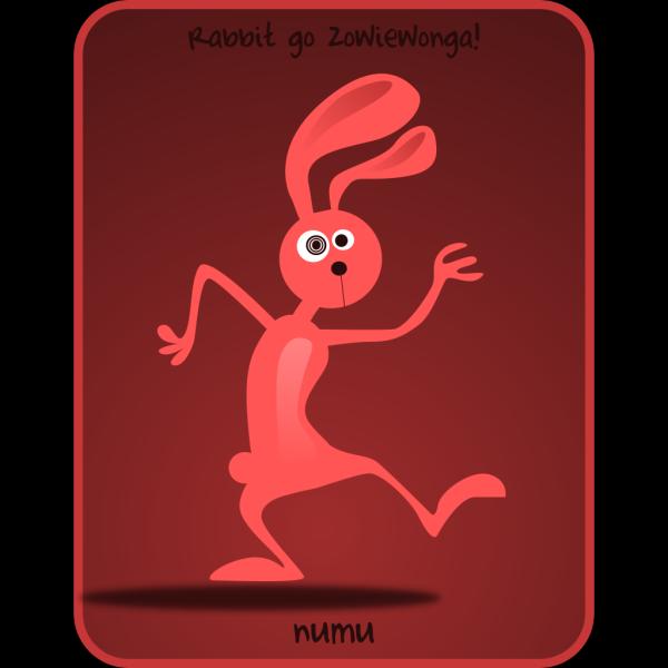Kablam Numu Rabbit PNG Clip art