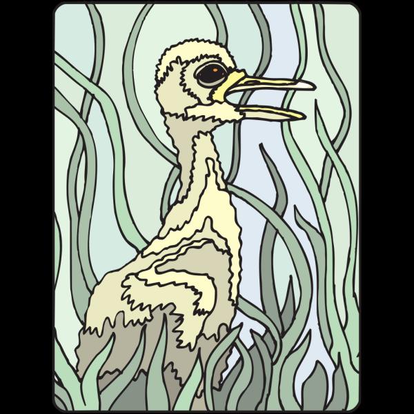 Gosling PNG Clip art