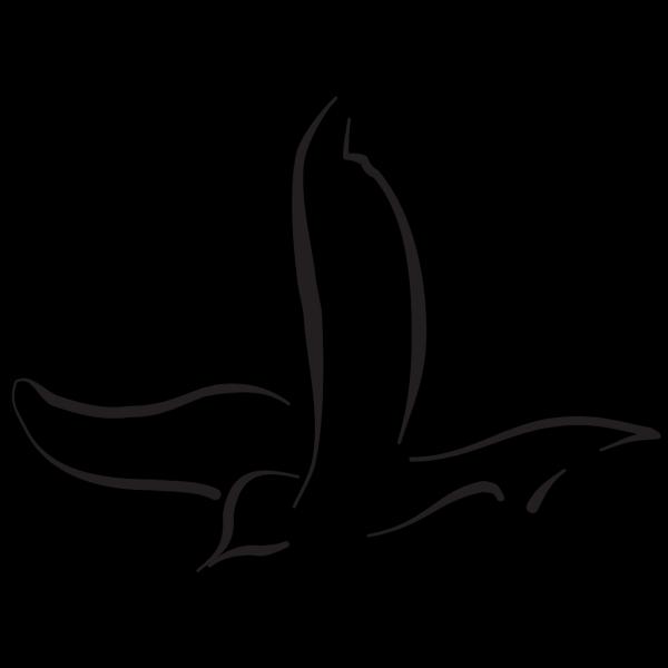 Flying Bird Art PNG Clip art