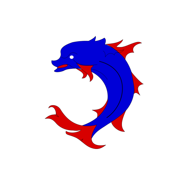 Dauphin Dolphin PNG Clip art