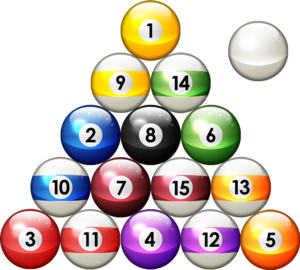 8 Ball Pool PNG Transparent Image PNG Clip art