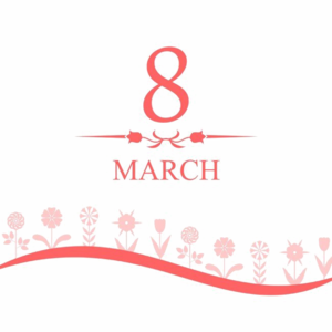 8 March PNG File PNG Clip art