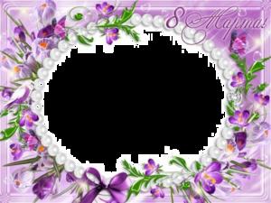 8 March PNG Photos PNG Clip art