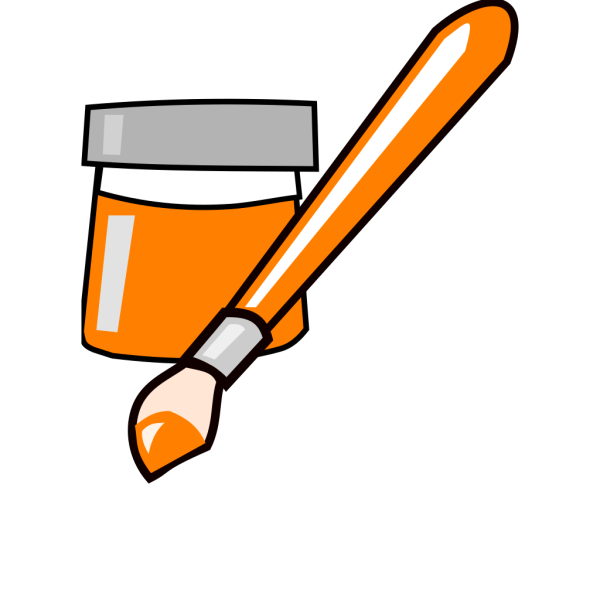 Paint Brush PNG icons