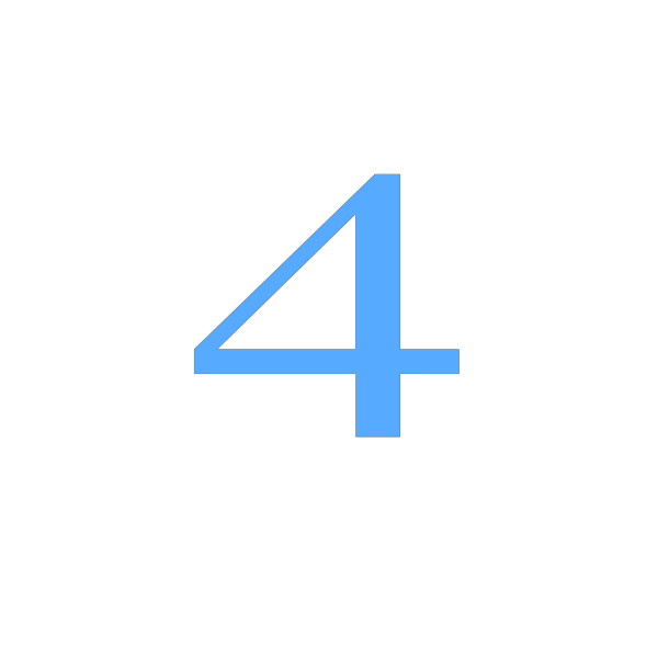 4 Countdown PNG images