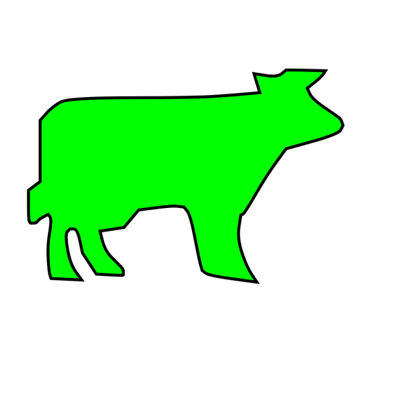 Farm Animal Outline PNG images