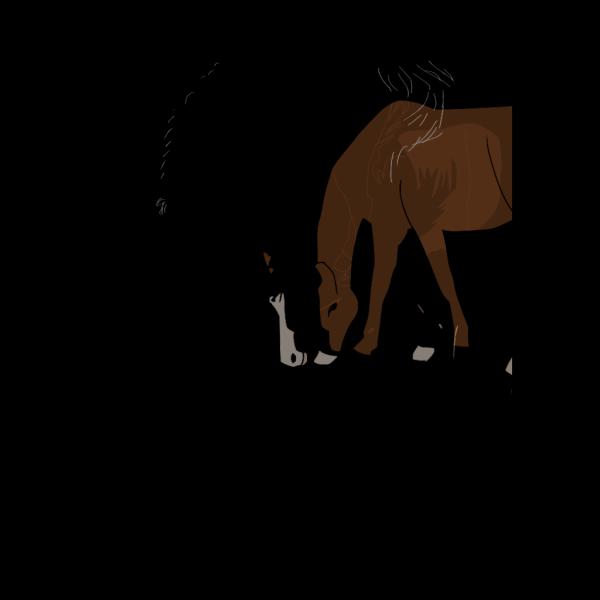 Horse 10 PNG Clip art