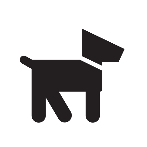 Dog Silhouette PNG Clip art