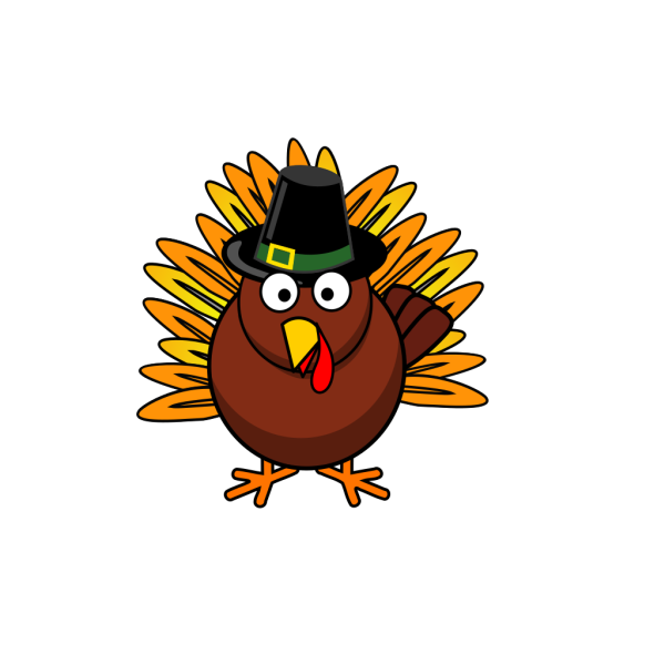 Thanksgiving Turkey PNG Clip art