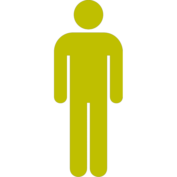 Male Yellow PNG images