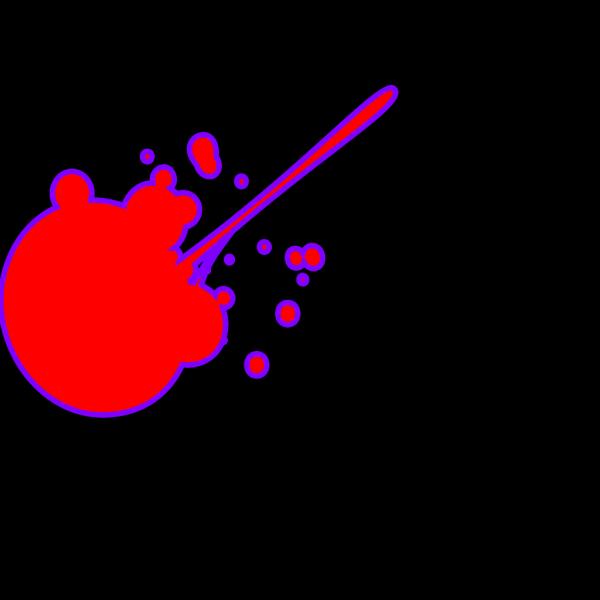 Splat2 PNG Clip art