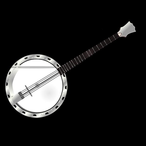 Banjo PNG Clip art
