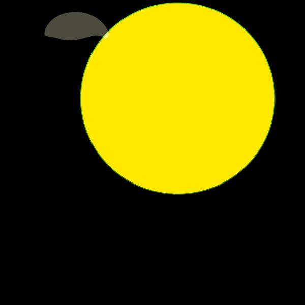 Yellow Standing Dinosaur PNG Clip art