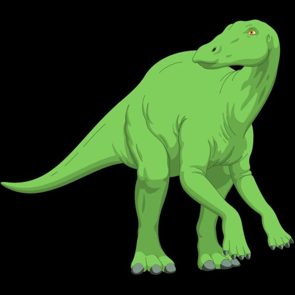 Green Dinosaur Art PNG Clip art