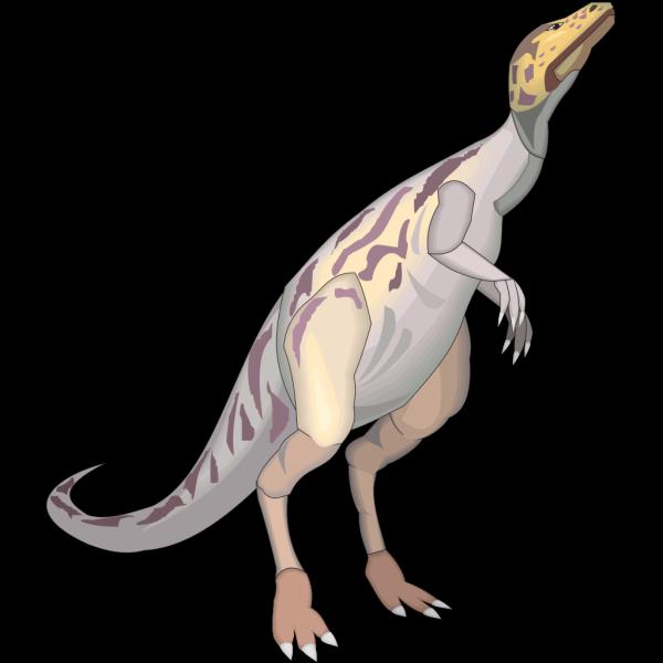 Compsognathus PNG Clip art