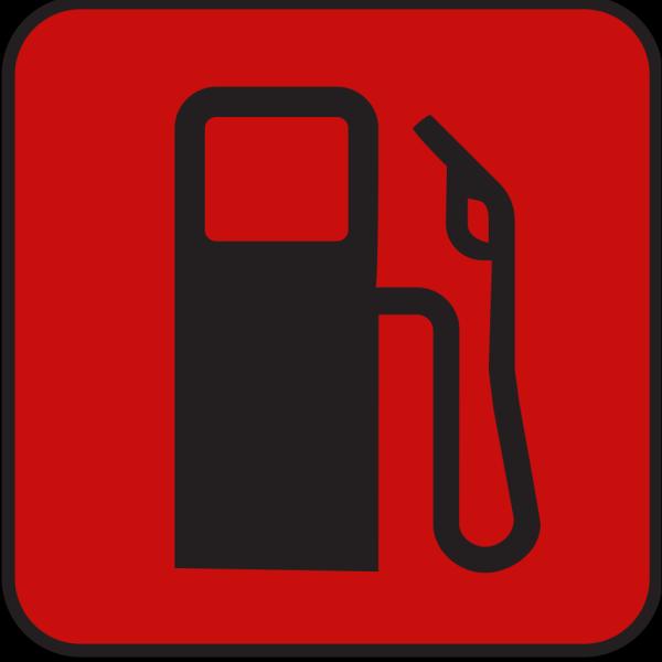Gas Station Black PNG images