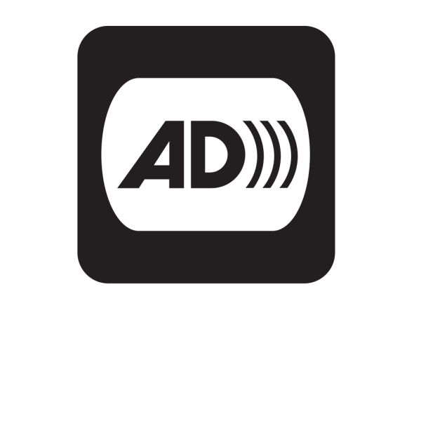 Audio Description Black PNG Clip art