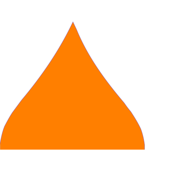 Orange Drop Drop PNG images