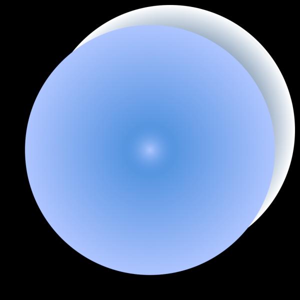 Led Blue PNG Clip art
