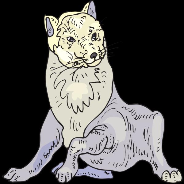 Polar Fox PNG icon