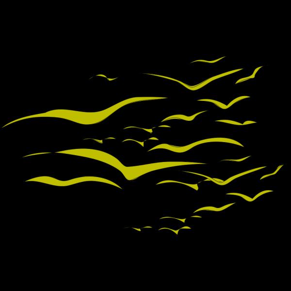 Flock PNG Clip art