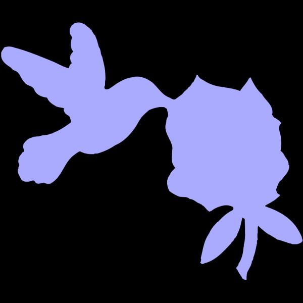 Bird Flower PNG Clip art