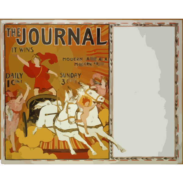 The Journal  / Ljr. PNG Clip art