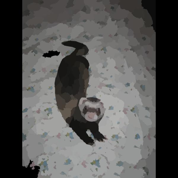 Ferret PNG Clip art