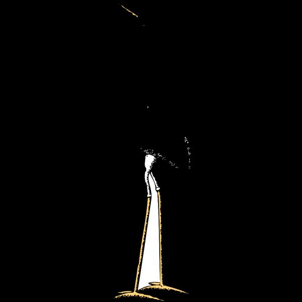 Tall Stork PNG Clip art