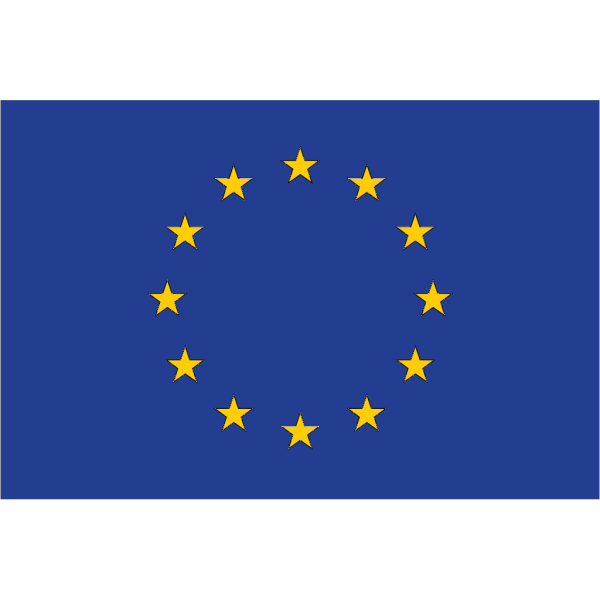 Flag Of Eu clipart