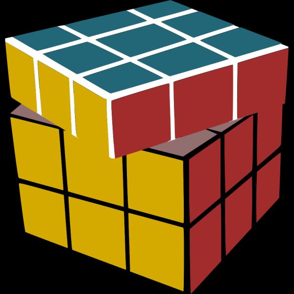 Rubik PNG Clip art