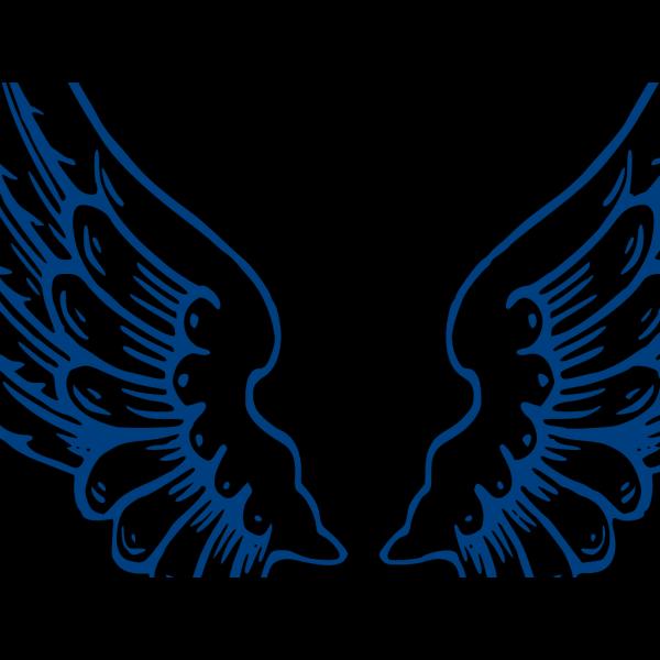 Wings1 PNG Clip art