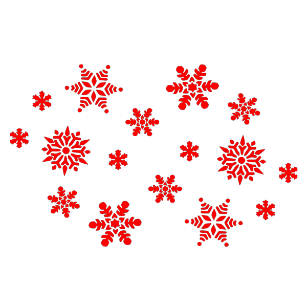 Snowflake Ice Blue PNG images