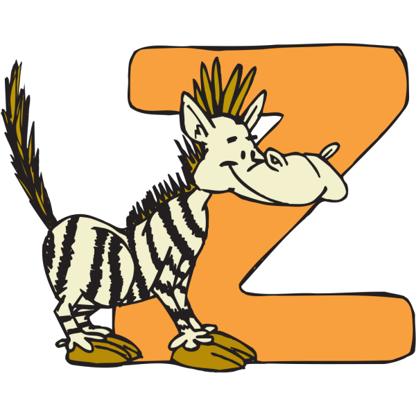Animal Z PNG Clip art