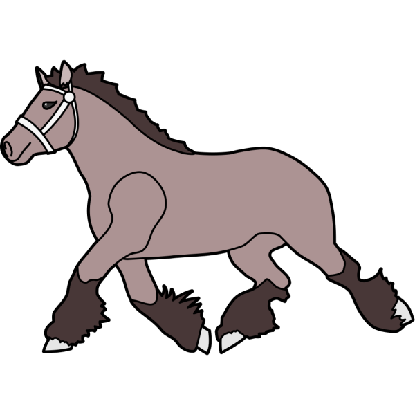 Horse 15 PNG icons