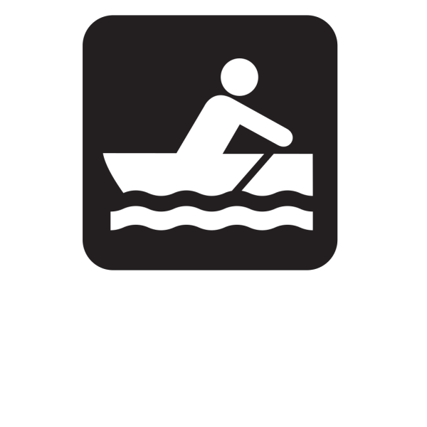 Rowboating Row Boating Black PNG images