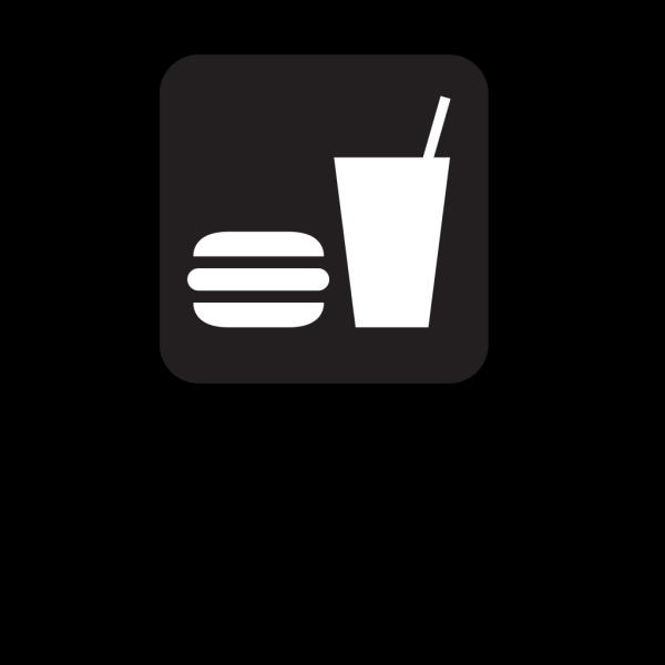 Snack Bar Black PNG images