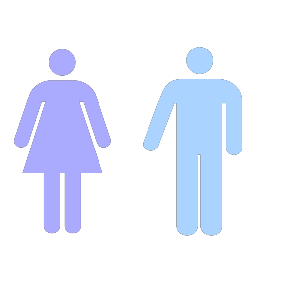 Man And Woman (heterosexual) Icon PNG Clip art