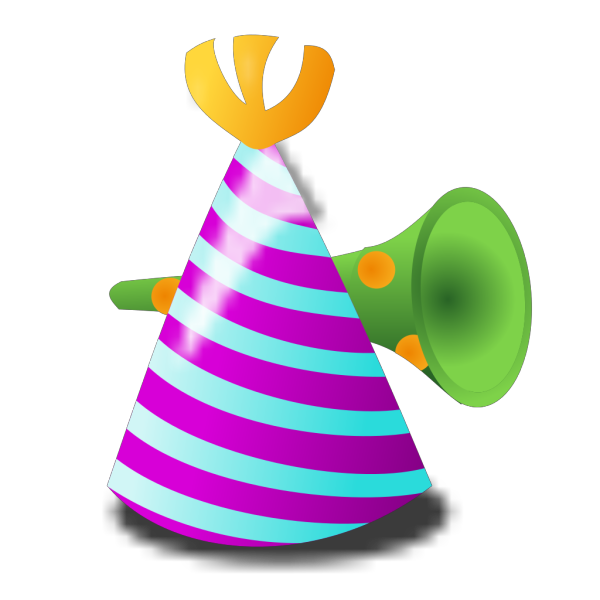Hat And Horn PNG images