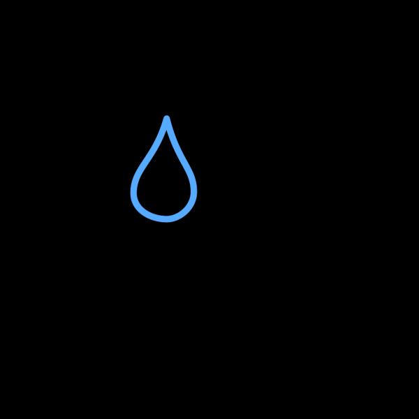 Light Blue Tear PNG images