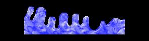Water Design PNG Clip art